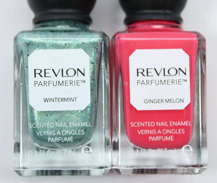 Revlon Perfumerie Wintermint and Ginger Melon