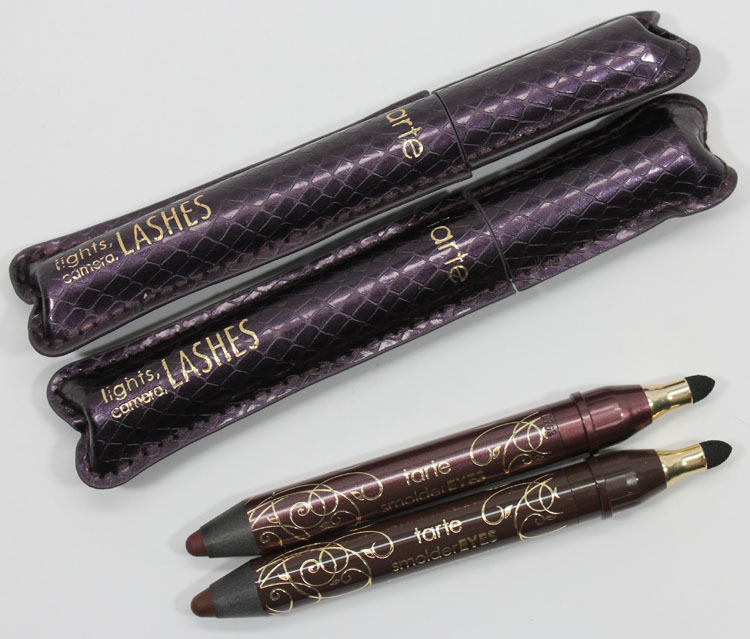 Tarte Bow & Go 3-in-1 Gift Set Liner and Mascara-2