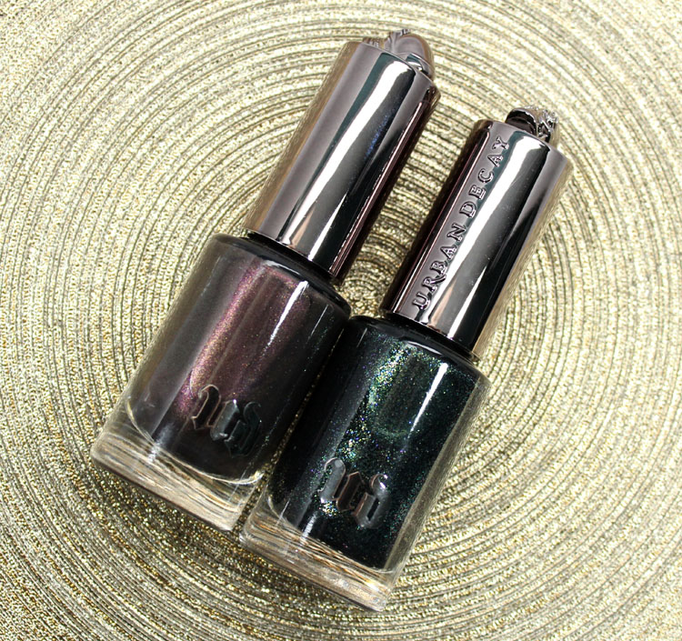 Urban Decay Nail Color Holiday 2013