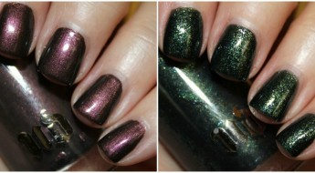 Urban Decay Nail Color for Holiday 2013 Collage