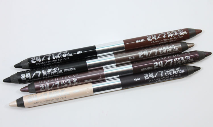 Urban Decay Naked 24-7 Glide-On Double-Ended Eye Pencil