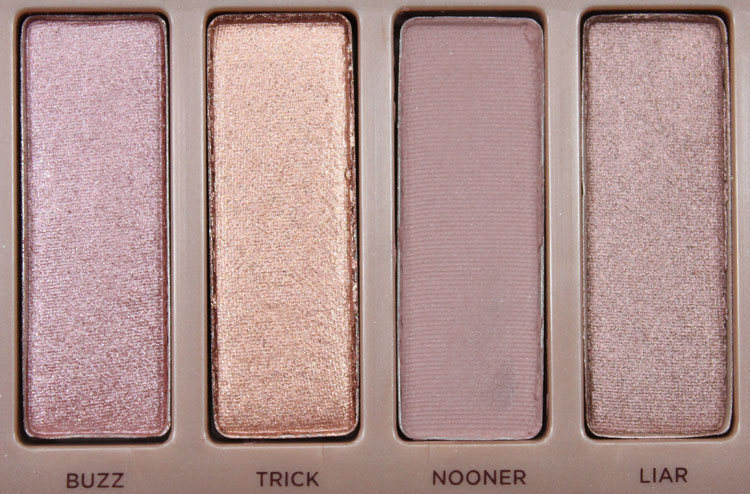 Urban Decay Naked 3-5