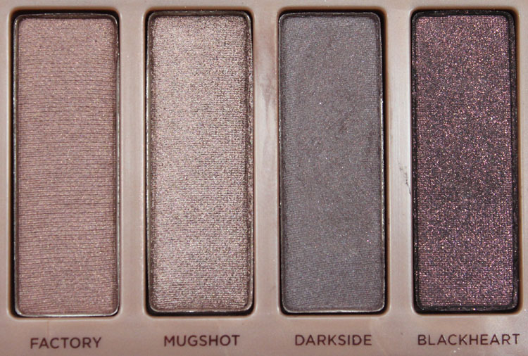 Urban Decay Naked 3-6
