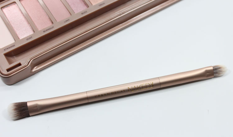 Urban Decay Naked 3-7
