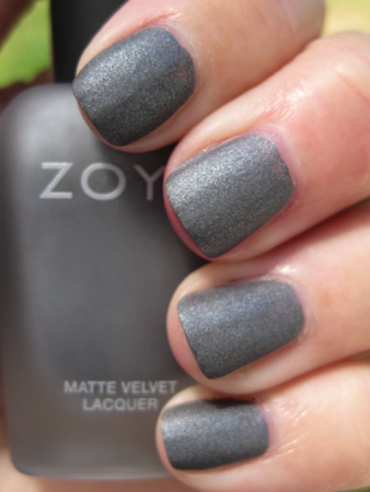 50 Shades Of Grey Nail Polish Vampy Varnish