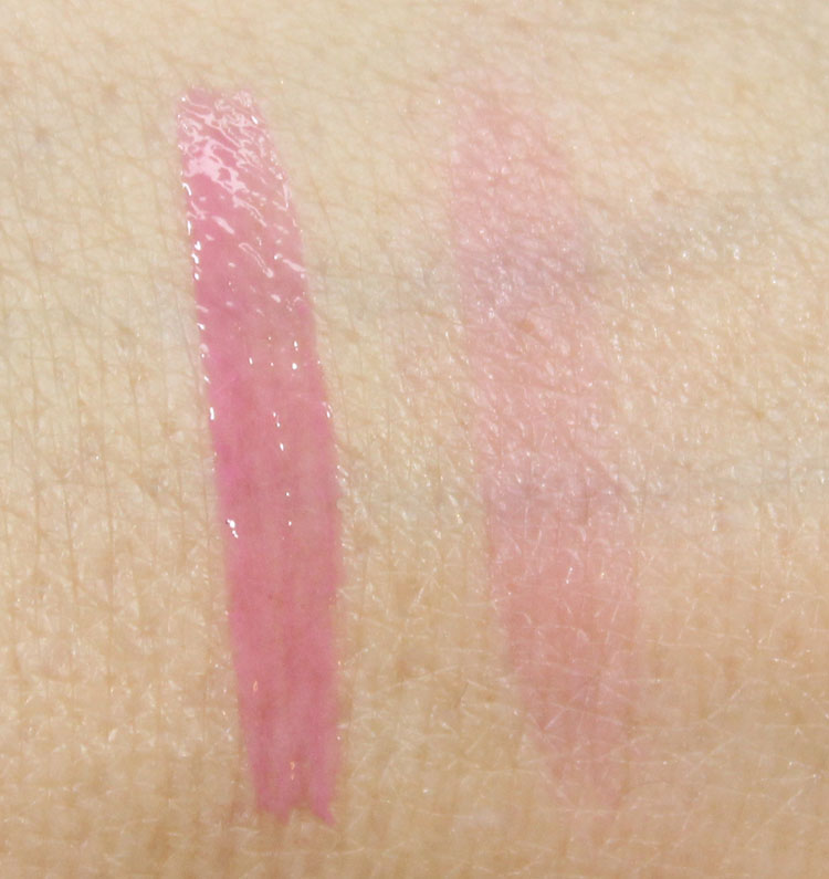 Benefit lollitint Swatches