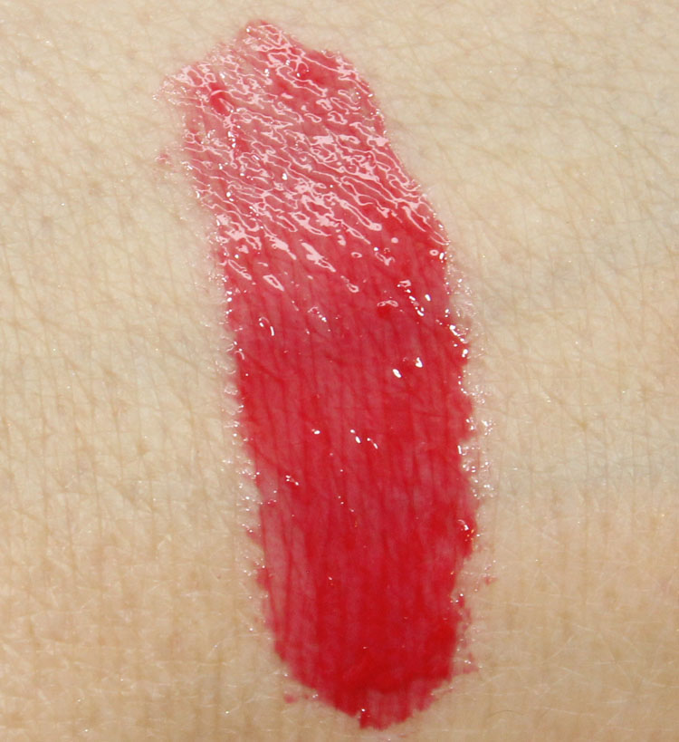 Bite Beauty Lush Fruit Lip Gloss in Apple Swatch