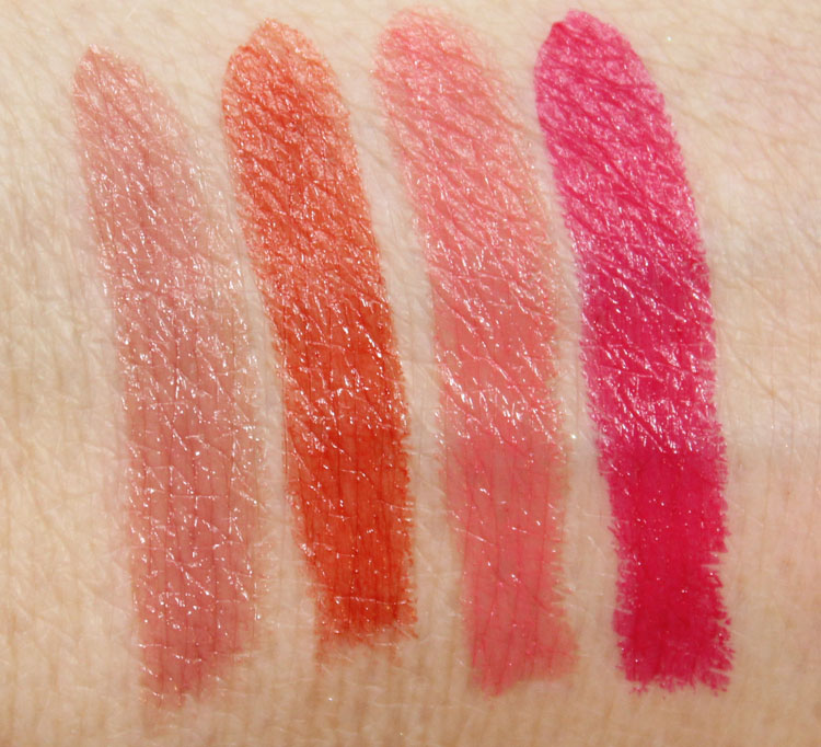 Bite Beauty Pepper, Apricot, Rose, Palomino