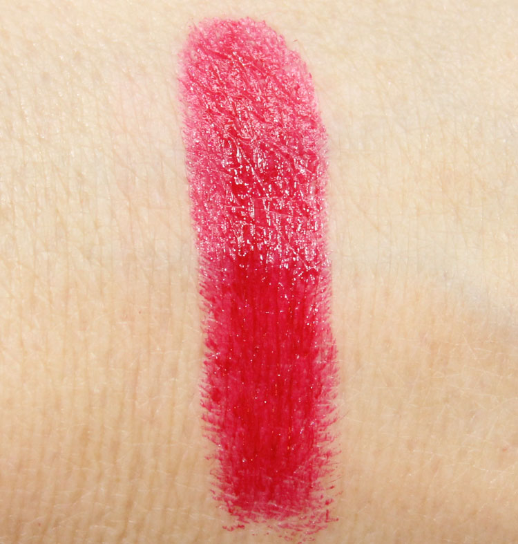 Buxom Full-Bodied Lipstick Scoundrel Swatch