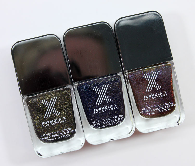Formula X for Sephora Effects Nail Color