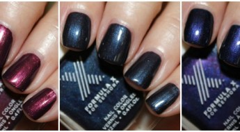 Formula X for Sephora Nail Color Collage