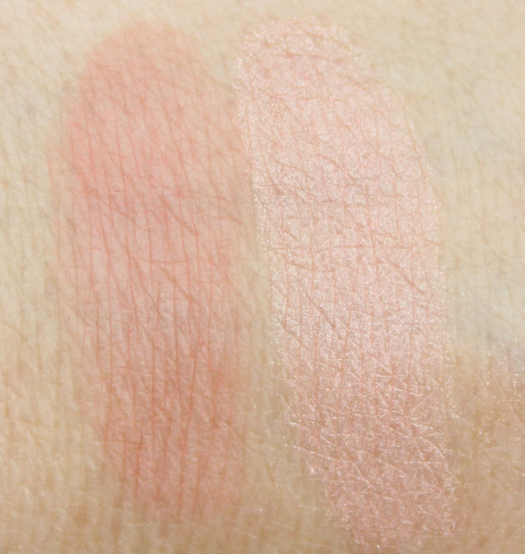 Inglot Fusion Blush & Illuminator 204 Swatches