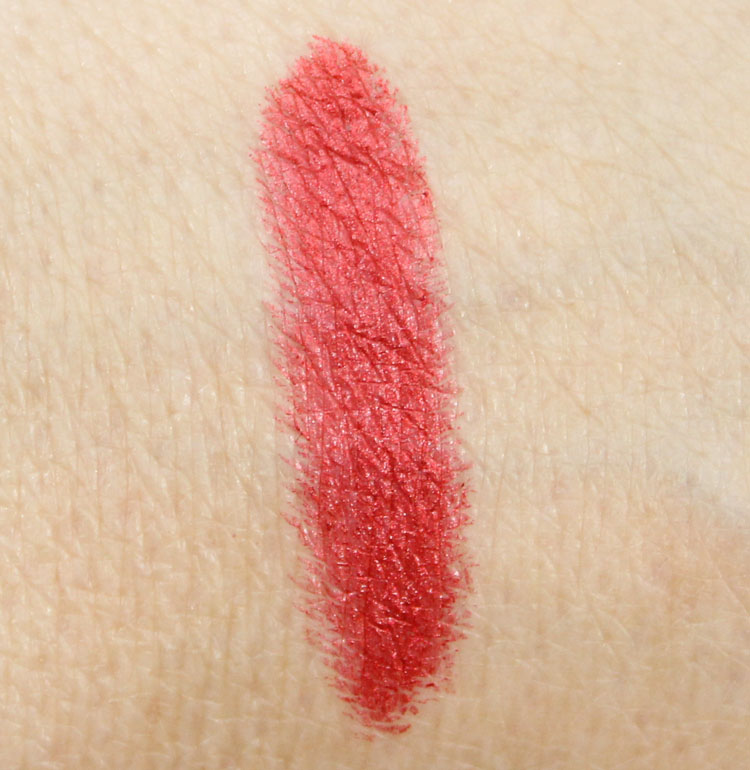 Kat Von D Adora Painted Love Lipstick Swatch