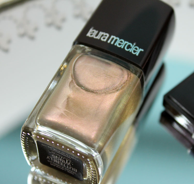 Laura Mercier Nail Lacquer Butterfly Wings-2