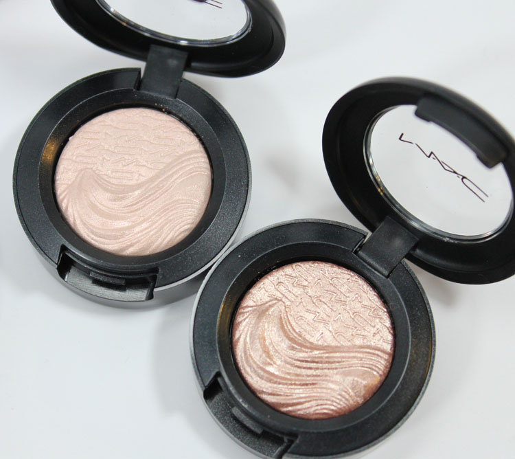 MAC A Natural Flirt, Sweet Heat Extra Dimension Eye Shadow