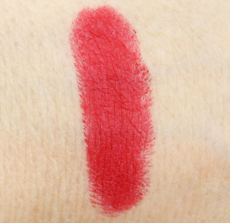 MAC RiRi Woo Swatch