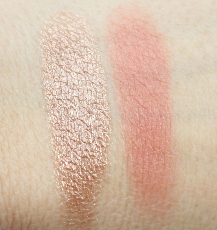 MAC Superb, Autoerotique Swatches