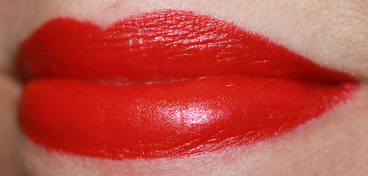 NYX Pure Red