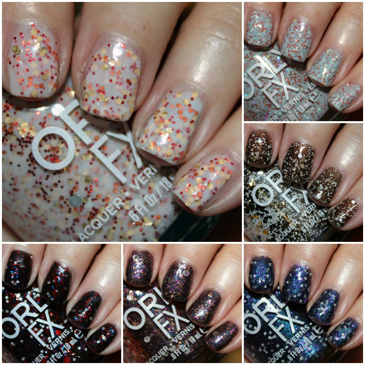 Orly Galaxy FX Collection
