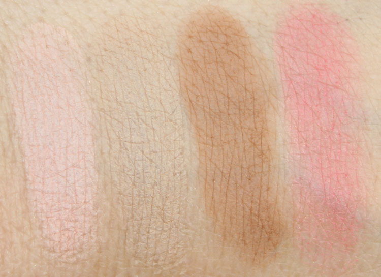 Too Faced Candy Bar Swatches-3