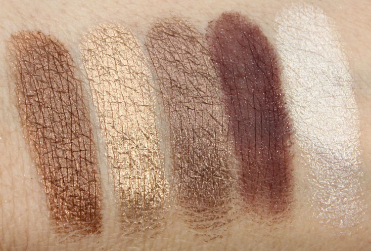 Too Faced Chocolate Bar Swatches-3