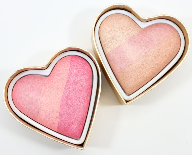 Too Faced Sweethearts Perfect Flush Blush Something About Berry, Peach Beach