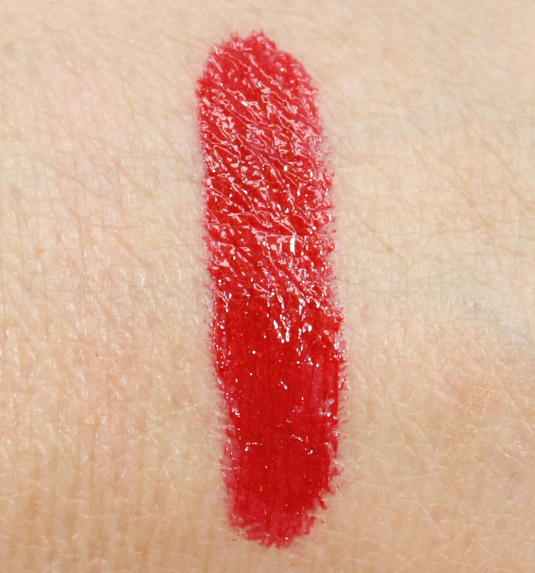 Urban Decay Super-Saturated High Gloss Lip Color in Theodora Swatch