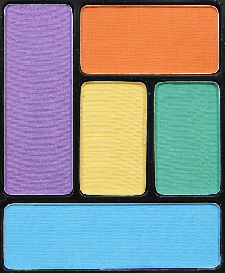 Wet n Wild Color Icon Eyeshadow Palette Art in the Streets