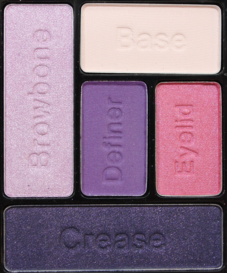 Wet n Wild Color Icon Eyeshadow Palette Floral Values