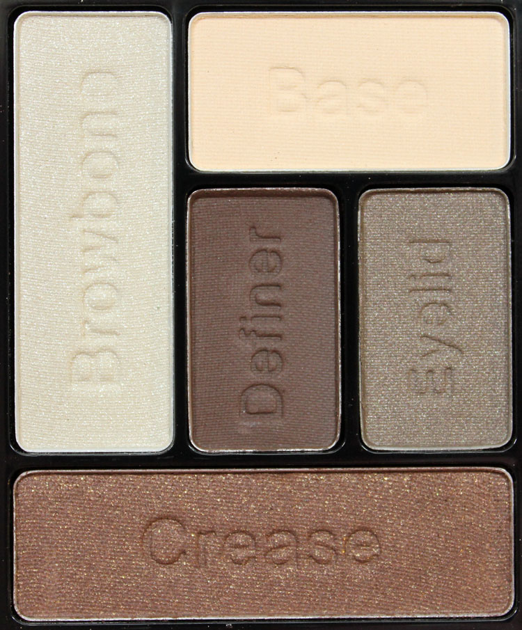 Wet n Wild Color Icon Eyeshadow Palette The Naked Truth
