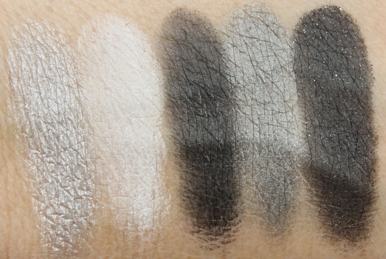 Wet n Wild Color Icon Eyeshadow Palette Tunnel Vision Swatches
