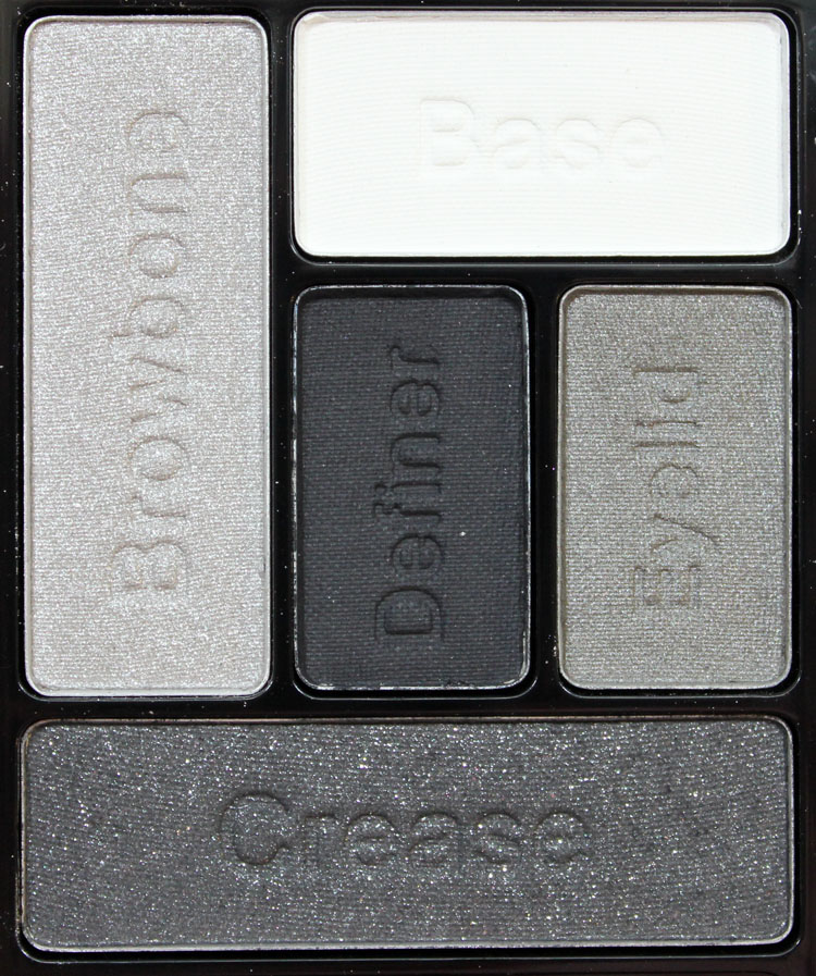 Wet n Wild Color Icon Eyeshadow Palette Tunnel Vision