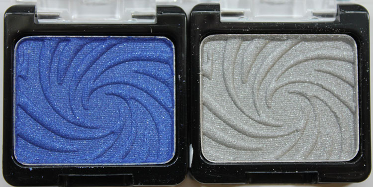Wet n Wild Color Icon Eyeshadow Singles in Suede and Unchained