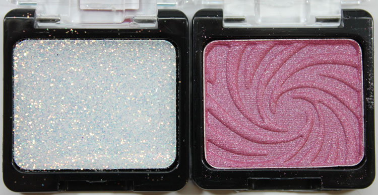 Wet n Wild Color Icon Eyeshadow in Bleached and Cheeky