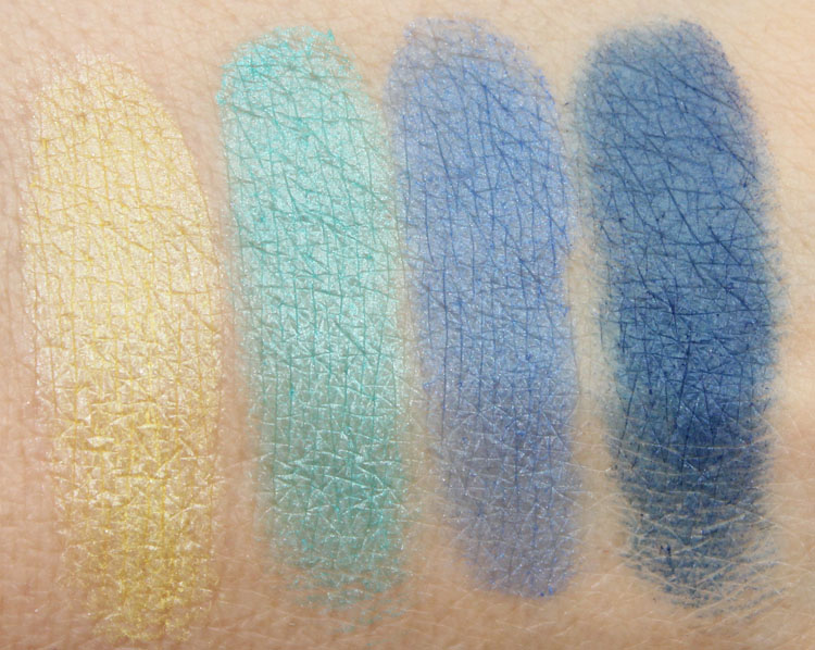 Wet n Wild Poster Child Swatches-2