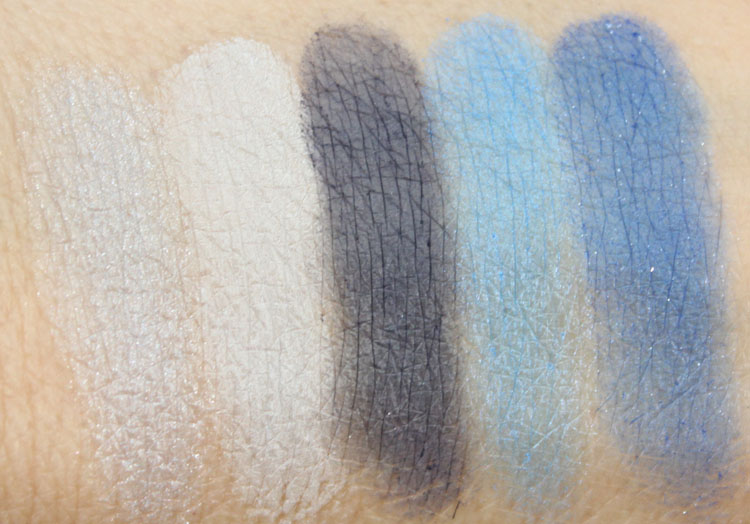 Wet n Wild Color Icon Eyeshadow Swatches I'm His Breezey Swatches