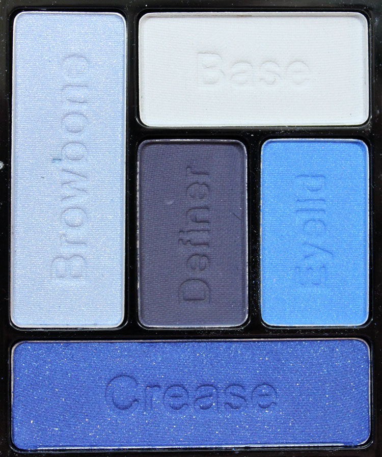 Wet n Wild Color Icon Eyeshadow Palette I'm His Breezey