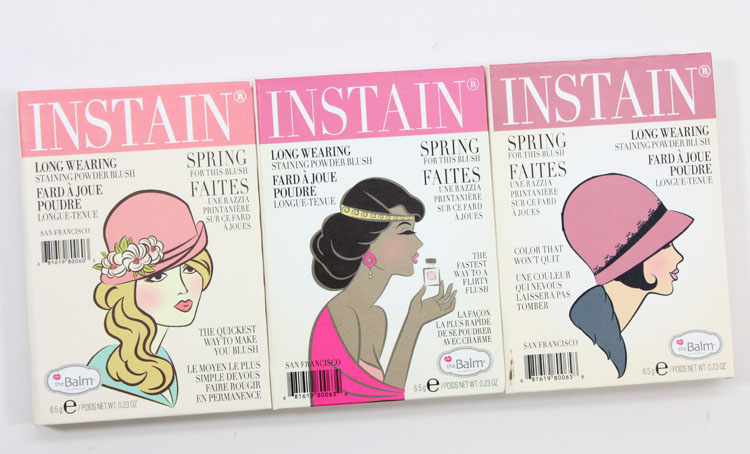 theBalm Instain Long Wearing Staining Powder Blush-3
