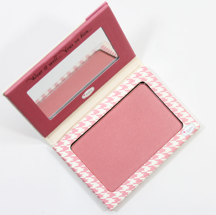 theBalm Instain Long Wearing Staining Powder Blush Houndstooth