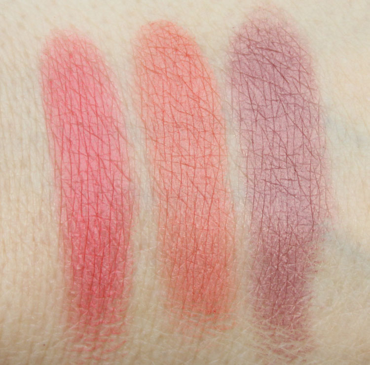 theBalm Instain Long Wearing Staining Powder Blush Swatches-2