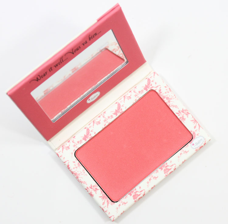 theBalm Instain Long Wearing Staining Powder Blush Swiss Dot