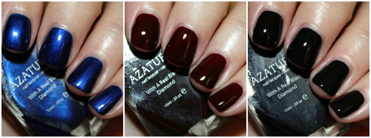 Azature Nail Lacquer Collage