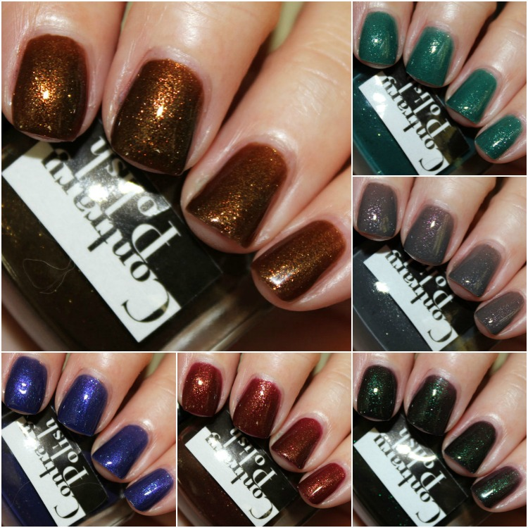 Contrary Polish On the Rocks Collection
