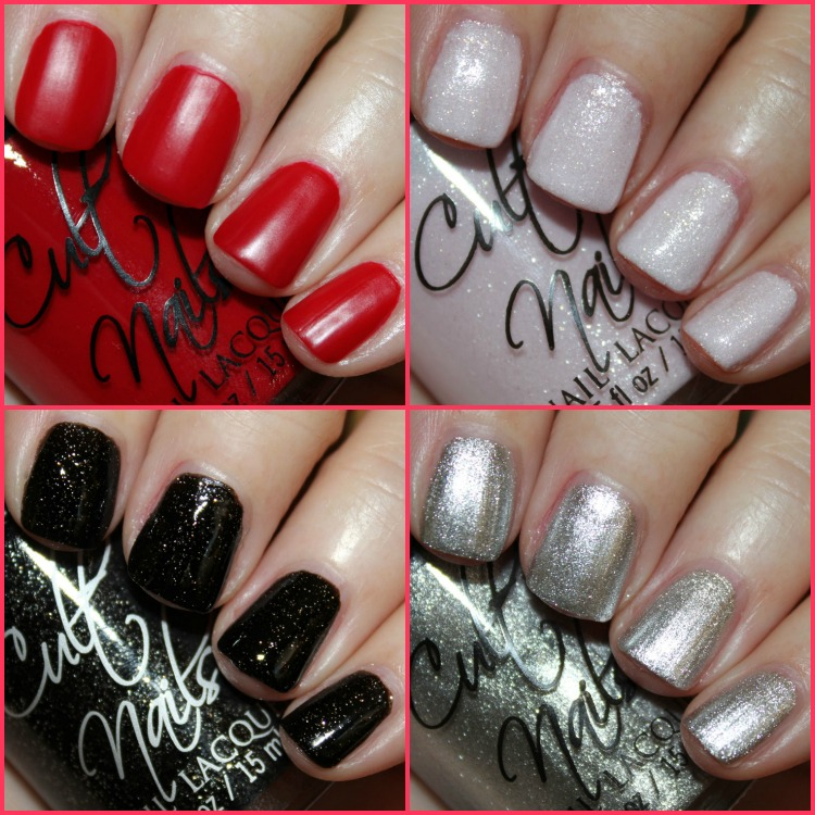 Cult Nails Passionate Dreams Collection