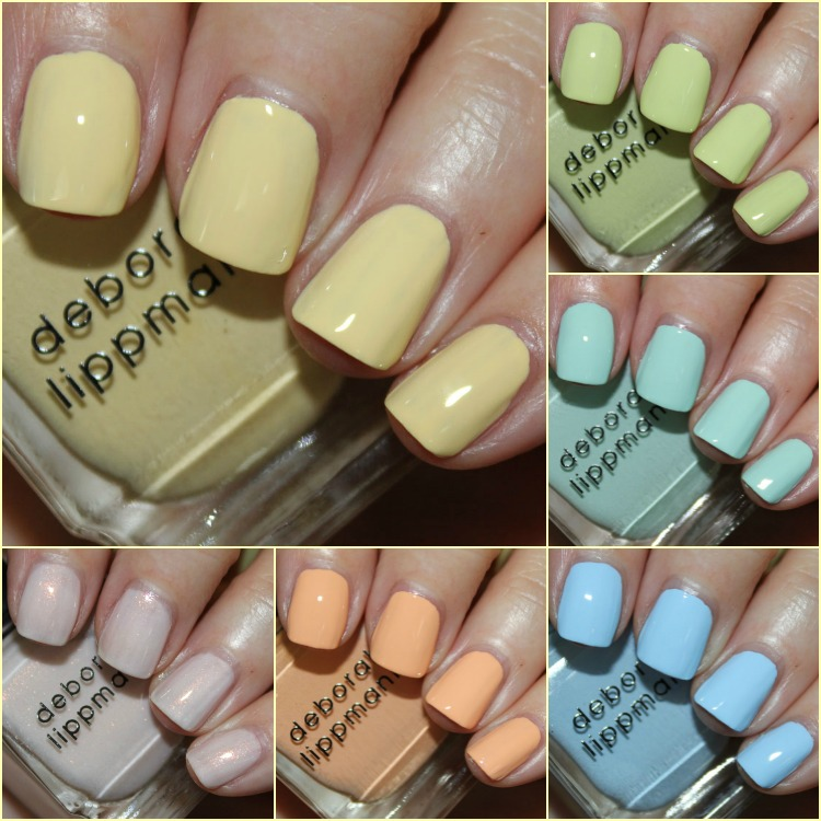 Deborah Lippmann Spring Reveries Collection