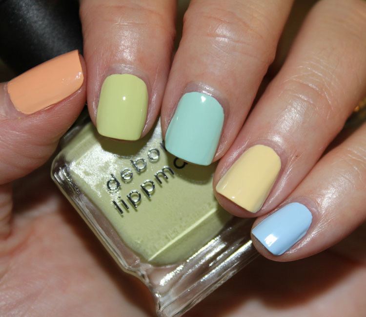 Deborah Lippmann Spring Reveries Nails