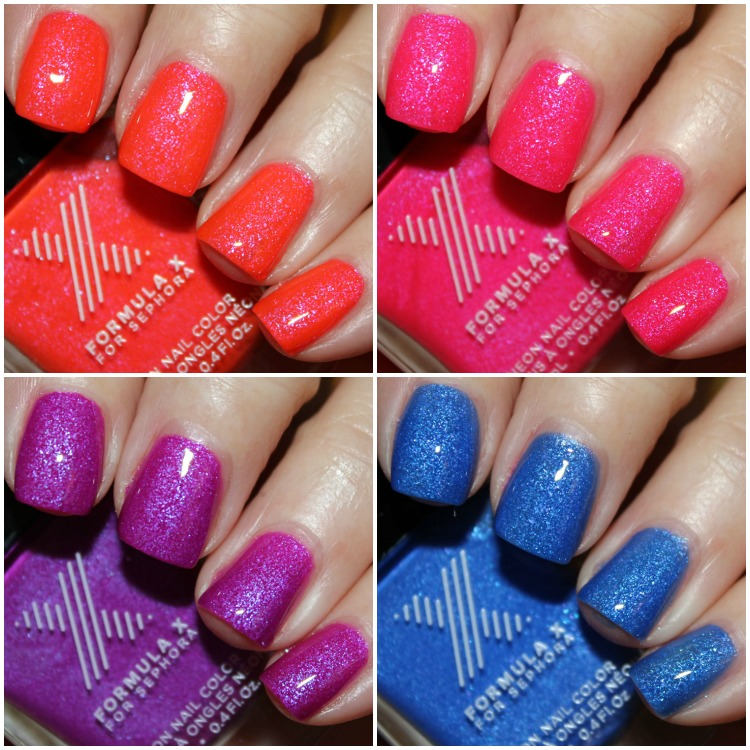 Formula X for Sephora Electrics Collage