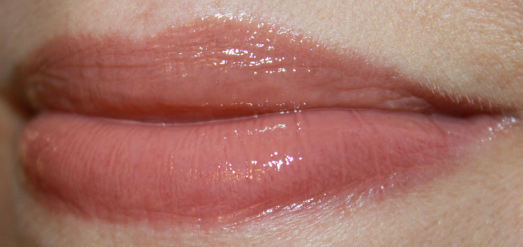 Milani Brilliant Shine Lip Gloss Bare Secret