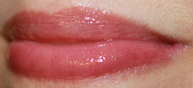 Milani Brilliant Shine Lip Gloss Mauve Fetish
