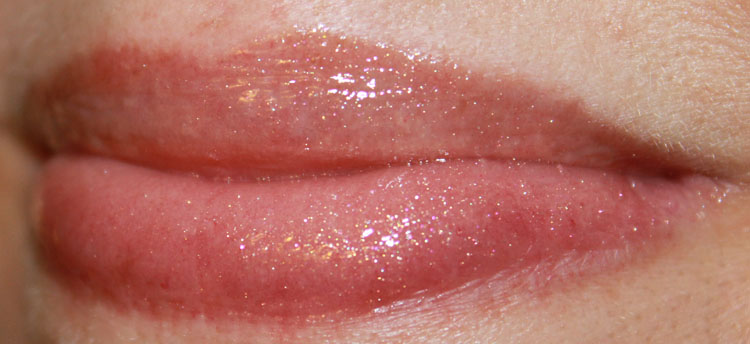 Milani Brilliant Shine Lip Gloss Nude Touch